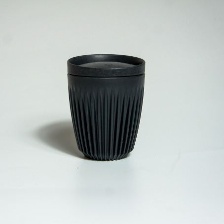 HUSKEE CUP 8OZ (Black)